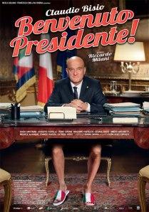 benvenuto presidente locandina