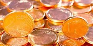 1 e 2 cents