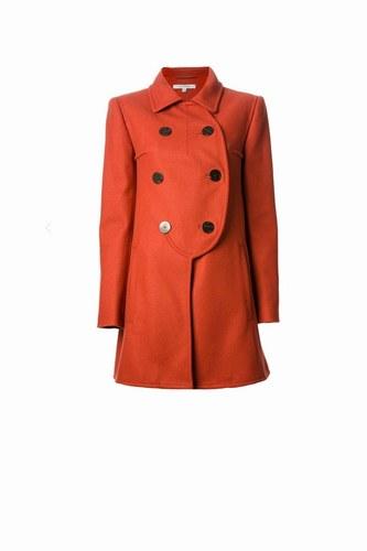 Cappotto arancio - Carven