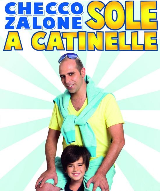 Sole a catinelle Checco Zalone