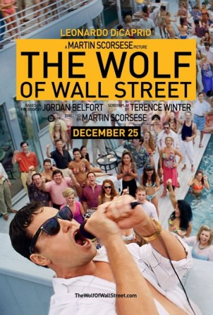 Locandina The wolf of wall street
