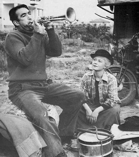 1957 La strada