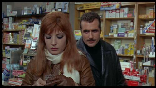 1969 La ragazza con la pistola