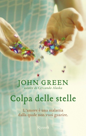 Locandine Colpa delle stelle, di John Green