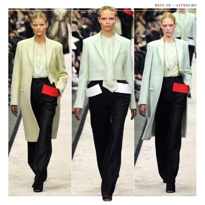 Black pants (Givenchy)