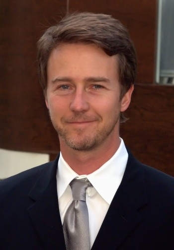 Edward Norton Walk of Fame
