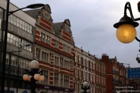 Vista dalla stazione di Earl's Court