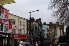 Originalissime insegne a Camden Town