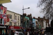 Originalissime insegne a Camden Town
