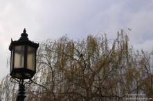 Lampione a Camden Lock