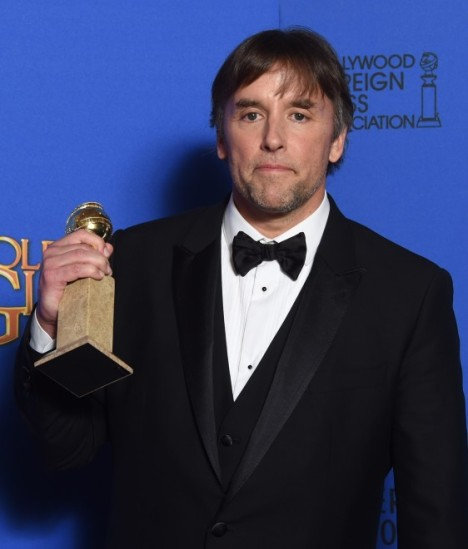 Richard Linklater, premiato per Boyhood