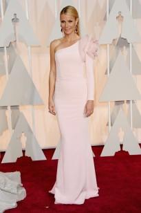 Gwyneth Paltrow in Ralph&Russo. Semplice e sofisticata.